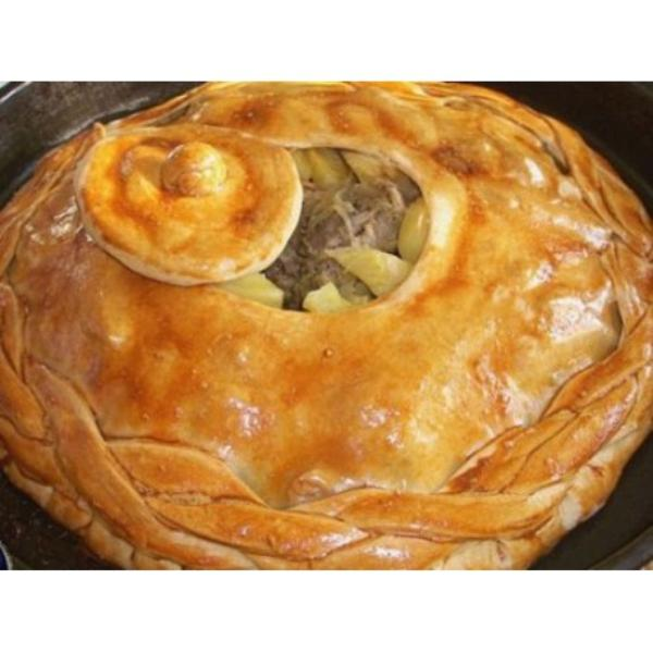 Как приготовить зур-бэлиш (зур-белиш) - Татарские пироги