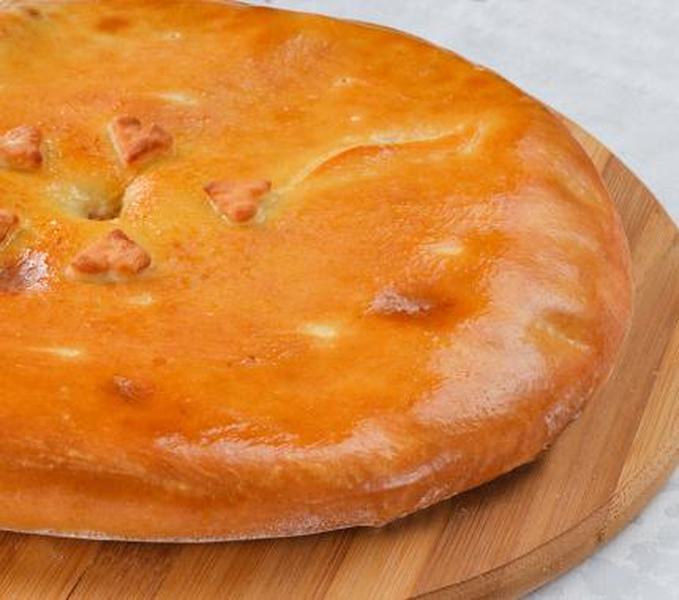 Осетинский пирог сметана