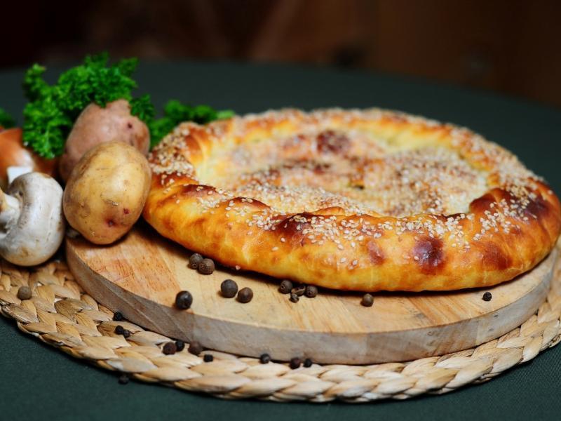 Рецепты пирогов с картошкой и грибами