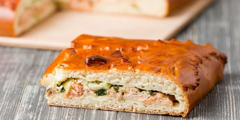 пирог с судаком рецепт с видео