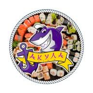 Акула суши и пицца