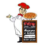 Frisky Pizza