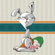 Голодный кролик 42 rus