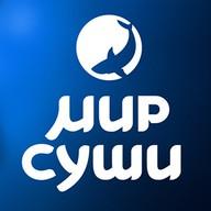 Мир суши лого