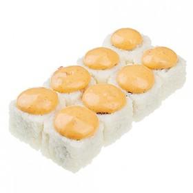 Спайси с крабовым сурими - Фото