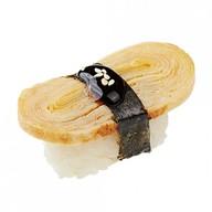 Суши японский омлет Фото