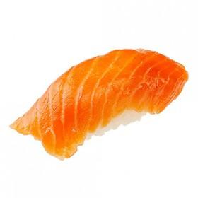 Нигири лосось - Фото