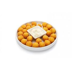 Шарики Potatoes с соусом - Фото