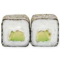 Ролл с авокадо Фото