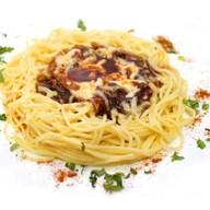 Обед лесника с курицей, грибами и сыром Фото
