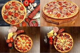 Комбо 4 пиццы - Фото
