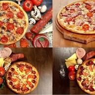 Комбо 4 пиццы Фото