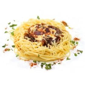 Обед лесника с курицей, грибами и сыром - Фото