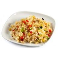 Рис по-японски с овощами Фото