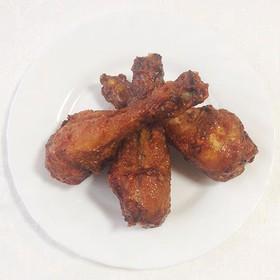 Голень куриная в соевом соусе - Фото