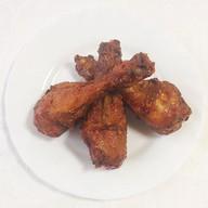 Голень куриная в соевом соусе Фото