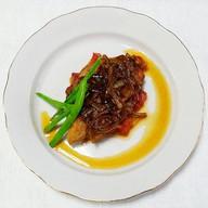 Мясо пикантное Фото