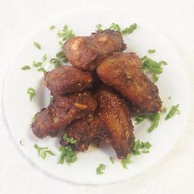 Крылья куриные в соевом соусе - Фото