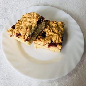 Пирог с повидлом - Фото