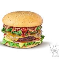 Чили бургер Фото