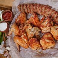 Ассорти из курицы (на вынос) Фото