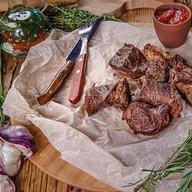 Шашлык из говядины (на вынос) Фото