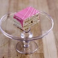 Бисквитно-сливочное пирожное Фото