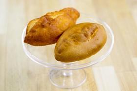 Пирожок с картофелем и луком печеный - Фото