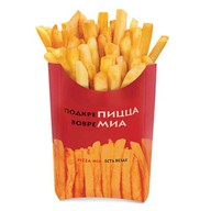 Картофель фри (средняя) Фото