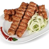 Люля-кебаб из курицы с грецким орехом Фото