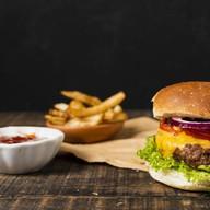 Шашлыкбургер Фото