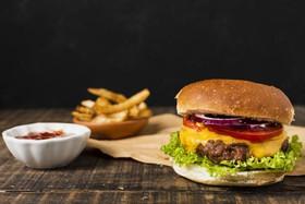 Бычокбургер - Фото