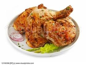 Шашлык из курицы - Фото