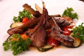 Стейк-гриль из говядины - Фото