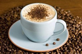 Ратворимый кофе со сливками - Фото