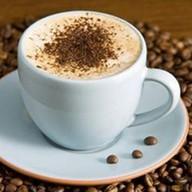 Ратворимый кофе со сливками Фото
