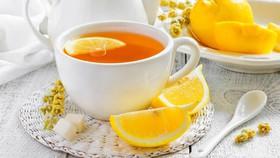 Чай с лимоном - Фото