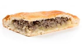 С рубленым мясом и картофелем - Фото