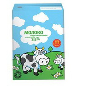 Молоко - Фото