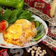 Фирменное блюдо Муш с гарниром Фото