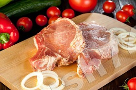 Свинина на кости - Фото