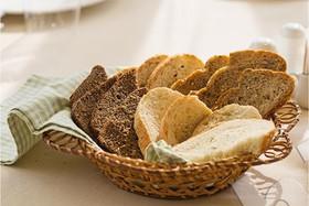 Хлеб белый, хлеб уральский - Фото