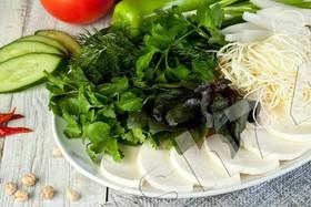 Армянское ассорти домашних сыров - Фото