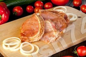 Свиная корейка маринованная - Фото