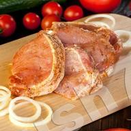 Свиная корейка маринованная Фото