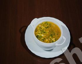 Грибной суп - Фото