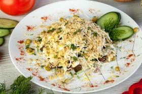 Закусочный салат - Фото