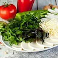 Армянское ассорти домашних сыров Фото