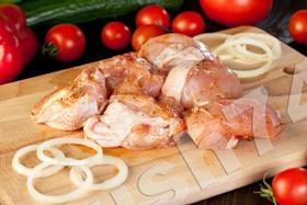 Куриная грудка маринованная - Фото