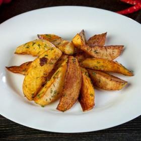 Картофель жареный - Фото